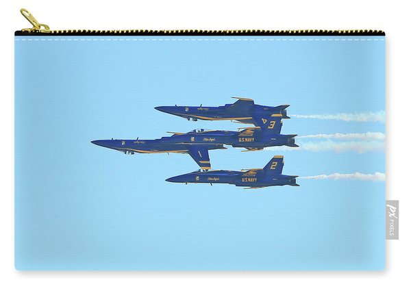 Blue Angels #9 Carry-all Pouch