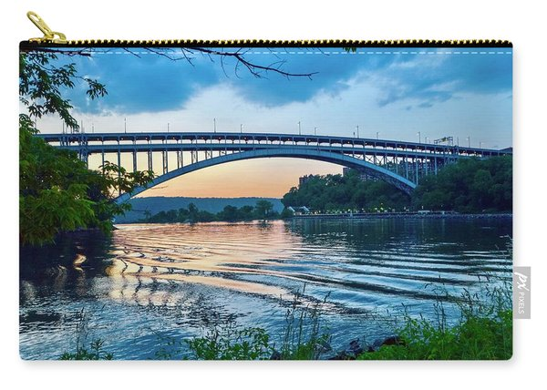 Blue Hour Carry-all Pouch