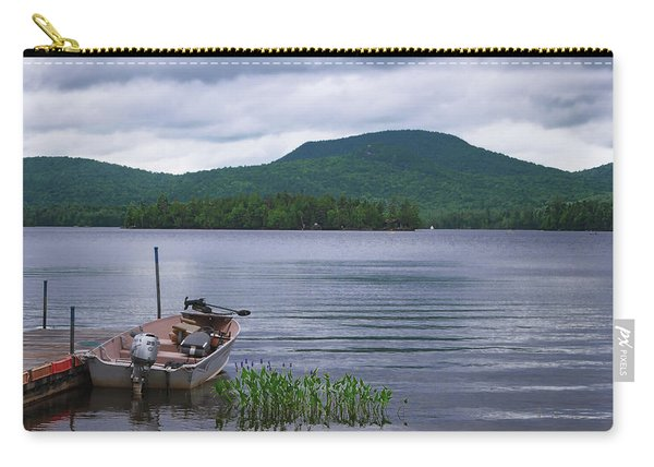 Blue Mountain Lake Carry-all Pouch