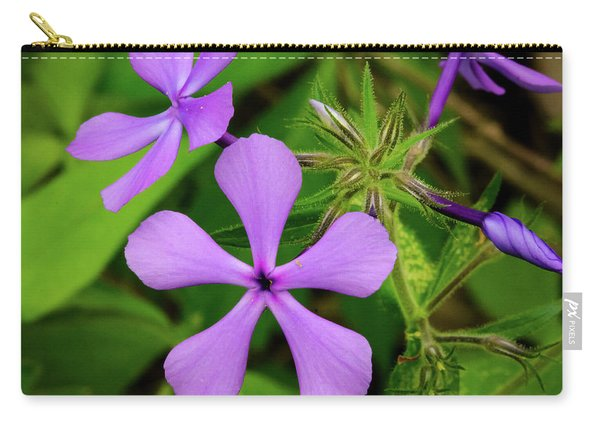 Blue Phlox Carry-all Pouch