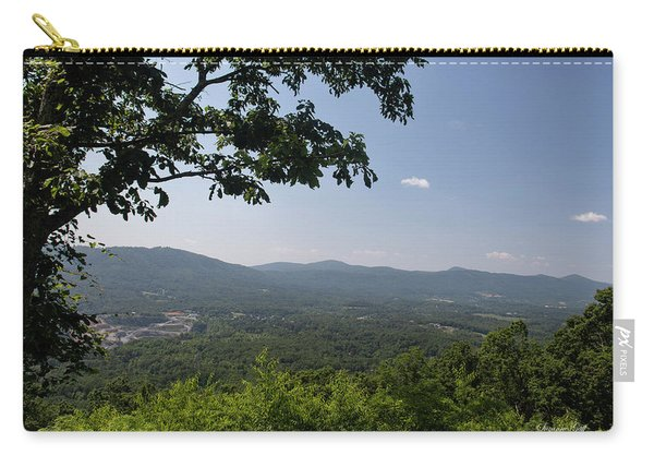 Blue Ridge Mountain Views Iv Carry-all Pouch