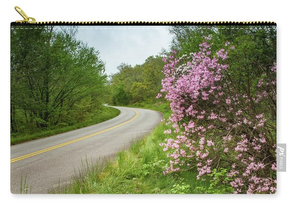 Blue Ridge Parkway In Bloom Carry-all Pouch