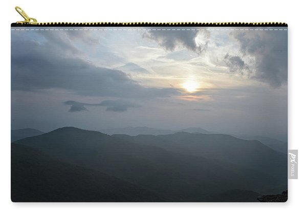 Blue Ridge Parkway Sunset Carry-all Pouch