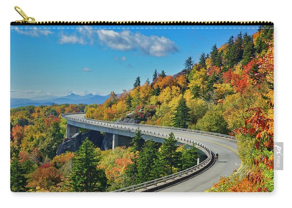 Blue Ridge Parkway Viaduct Carry-all Pouch