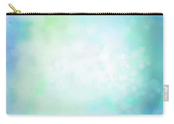 Blurred Abstract Carry-all Pouch