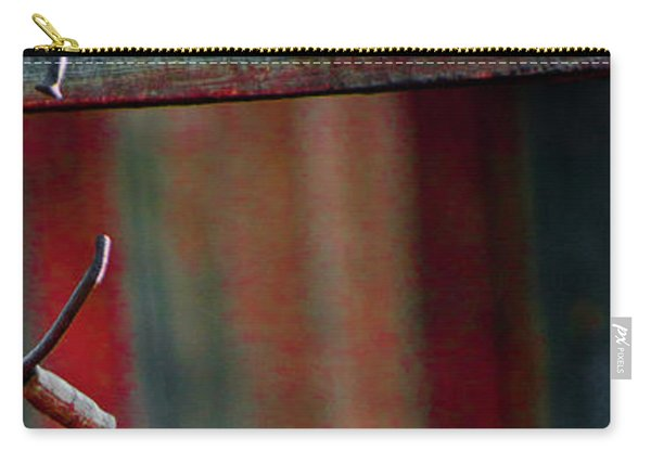 Carry-all Pouch featuring the photograph Bodie 52 by Catherine Sobredo