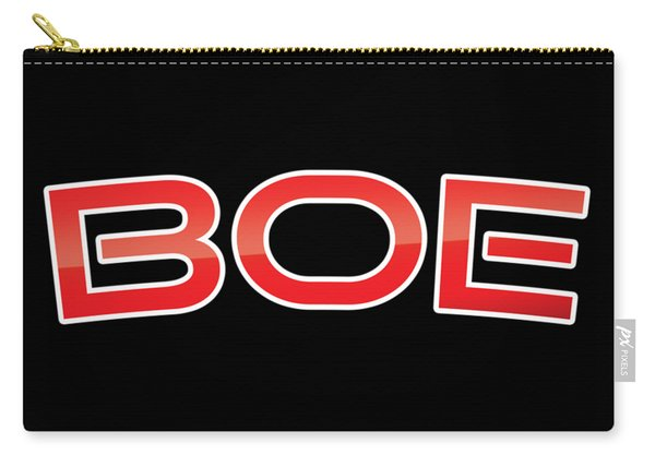 Boe Carry-all Pouch