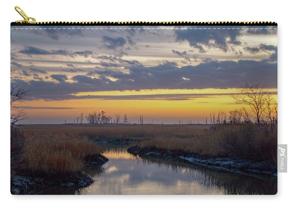 Bombay Hook Dawn's Early Light Carry-all Pouch