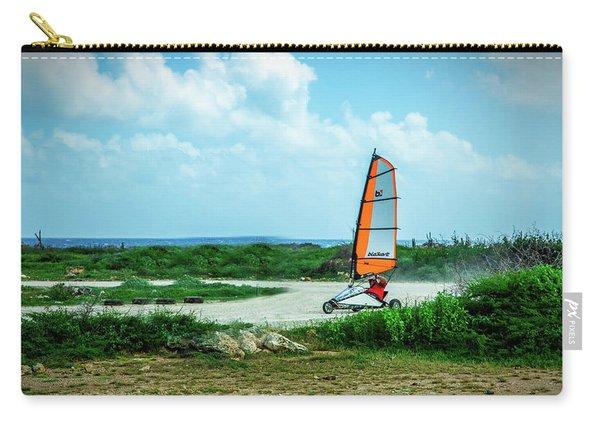 Bonaire Land Sailor  Carry-all Pouch