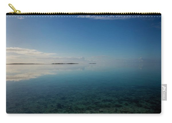 Bonefish Flats, Great Exuma Carry-all Pouch