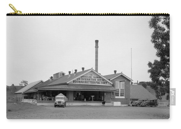 Boonah Butter Factory  1959 Carry-all Pouch