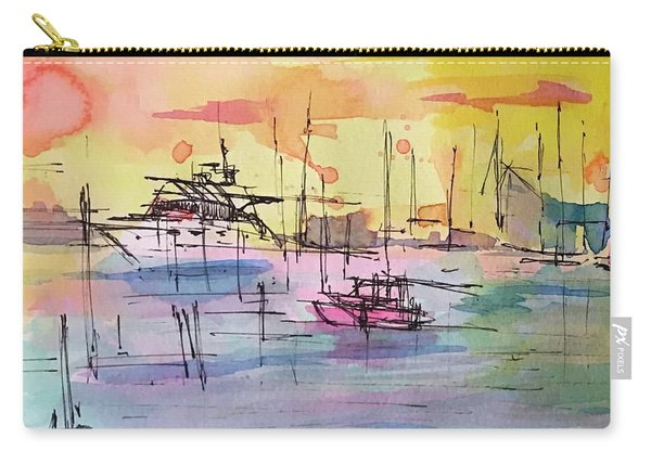 Boothbay 2  Carry-all Pouch