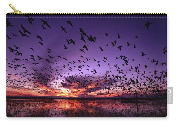 Bosque Blastoff Carry-all Pouch