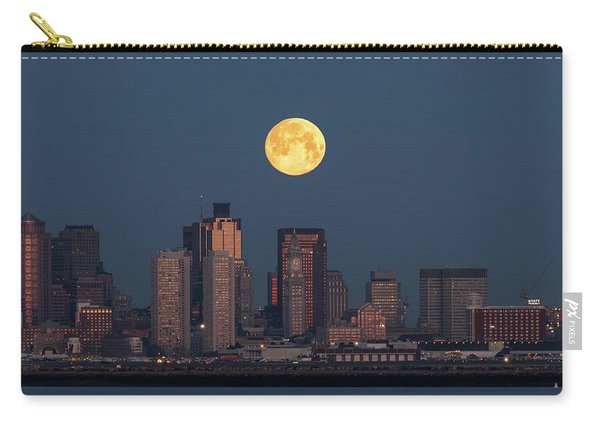 Boston Moonset Carry-all Pouch