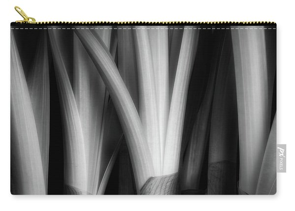 Botanical Abstract Carry-all Pouch