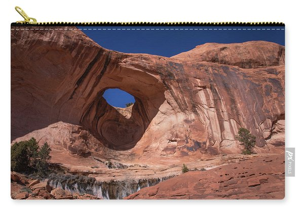 Bowtie Arch Carry-all Pouch