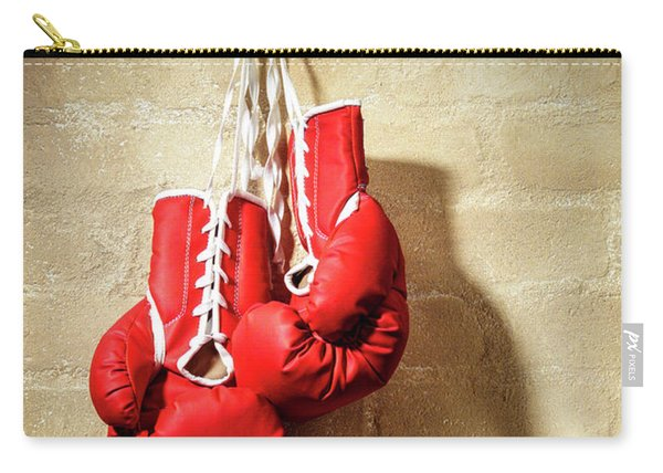 Boxing Gloves Carry-all Pouch