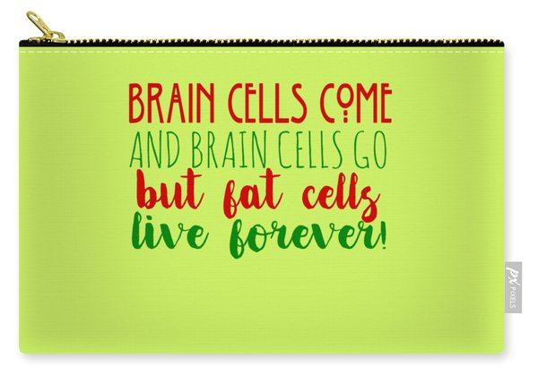 Brain Cells Carry-all Pouch