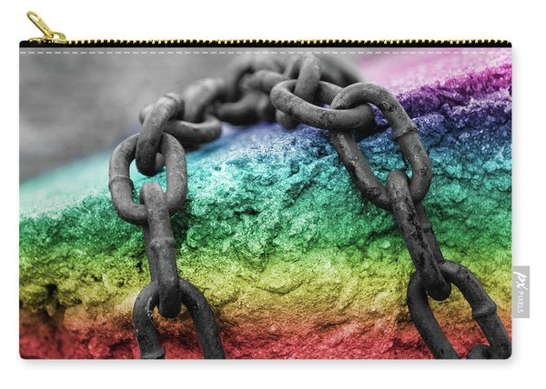 Breaking The Chains Carry-all Pouch