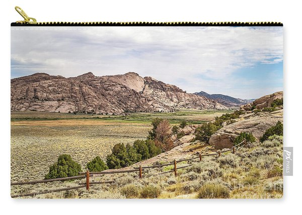 Breathtaking Wyoming Scenery Carry-all Pouch