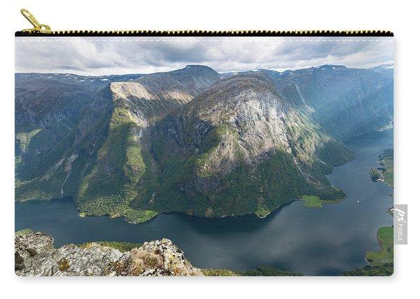 Breiskrednosie, Norway Carry-all Pouch
