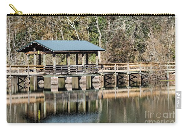Brick Pond Park - North Augusta Sc Carry-all Pouch