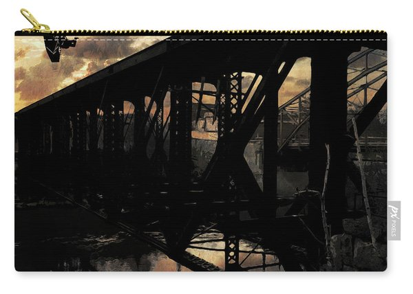 Bridge I Carry-all Pouch