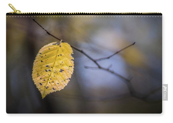 Bright Fall Leaf 1 Carry-all Pouch
