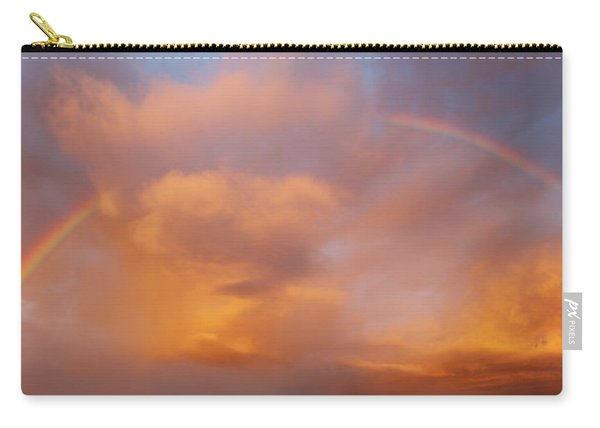 Bright Rainbow  Carry-all Pouch