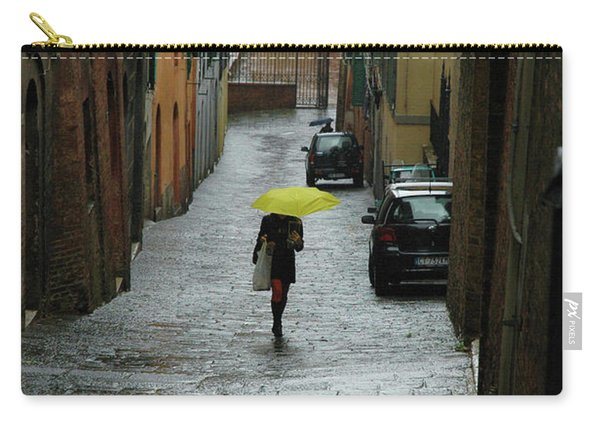 Bright Spot In The Rain Carry-all Pouch