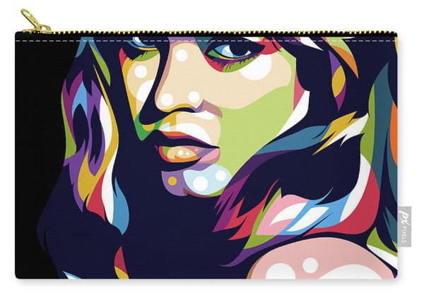 Brigitte Bardot Carry-all Pouch
