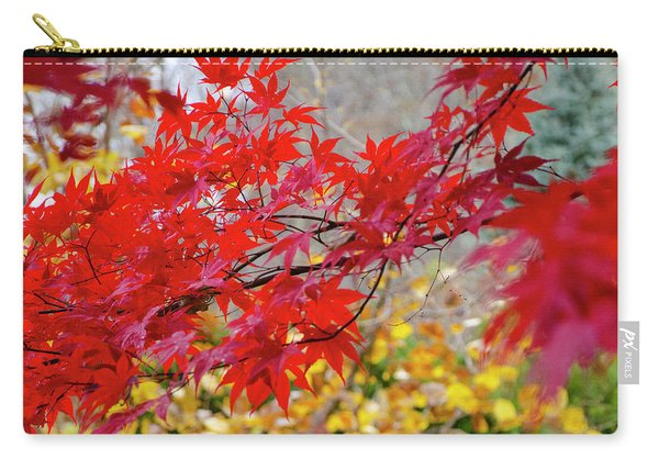 Brilliant Fall Color Carry-all Pouch