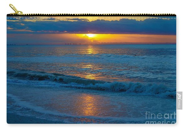 Brilliant Sunrise Carry-all Pouch