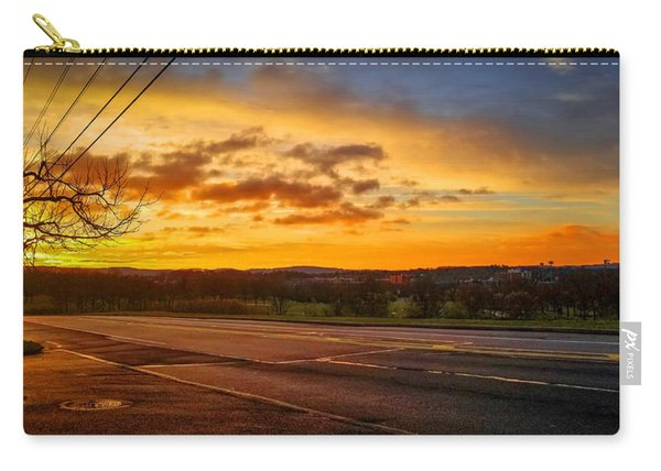 Broadway Sunrise Carry-all Pouch