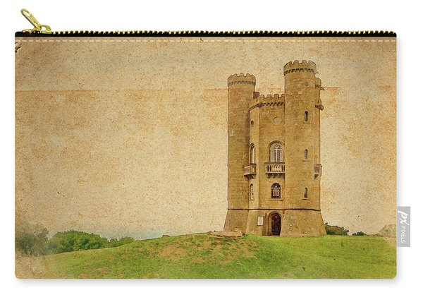 Broadway Tower Carry-all Pouch