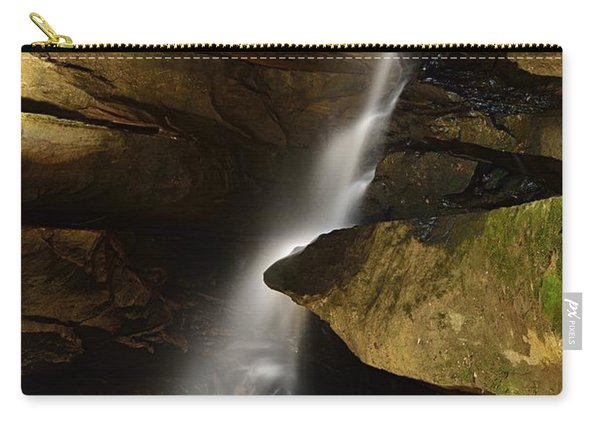Broken Rock Falls Carry-all Pouch