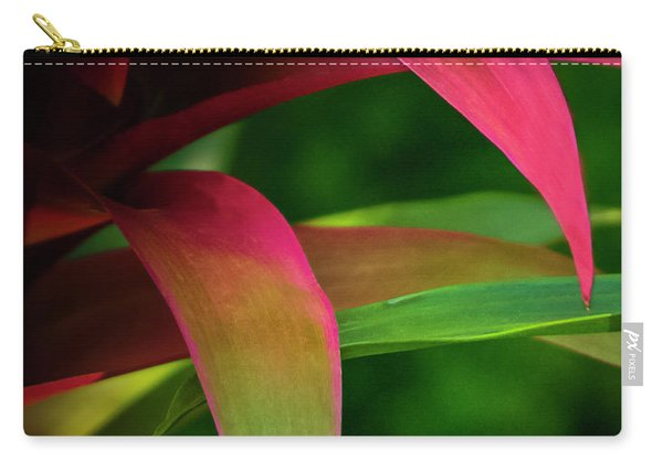 Bromelia Carry-all Pouch