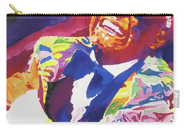 Brother Ray Charles Carry-all Pouch