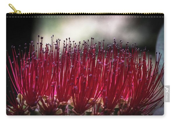 Brush Flower Carry-all Pouch