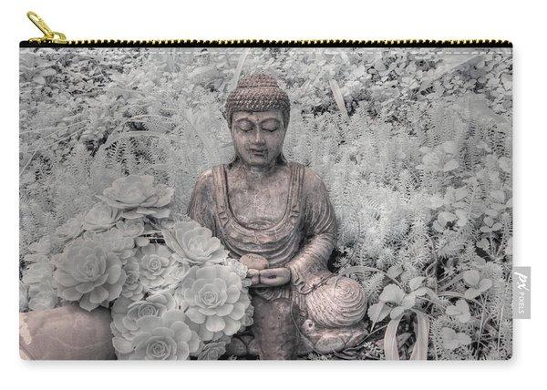 Buddha Infrared Zen Mediation Carry-all Pouch