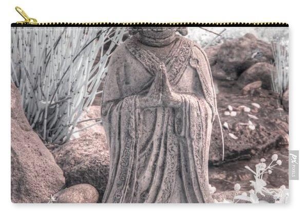 Buddha Zen Mindfulness Carry-all Pouch
