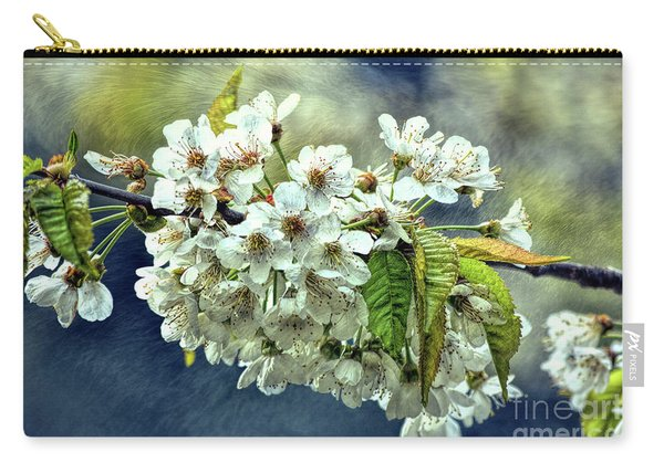Budding Blossoms Carry-all Pouch