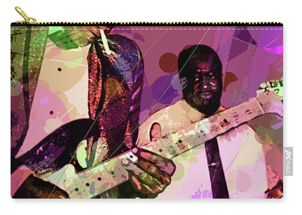 Buddy Guy 1965 Carry-all Pouch