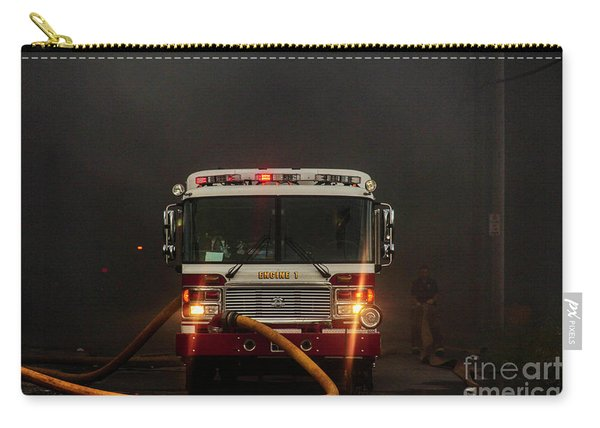 Buffalo Fire Dept Engine 1 Carry-all Pouch