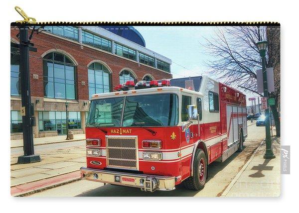 Buffalo Fire Dept Haz1mat Carry-all Pouch