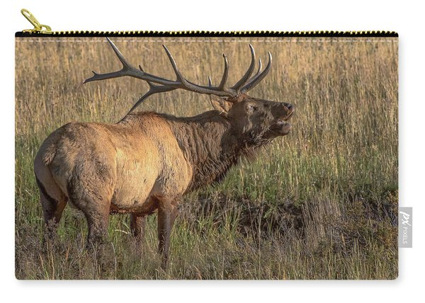 Bugling Bull Elk 7777 Carry-all Pouch