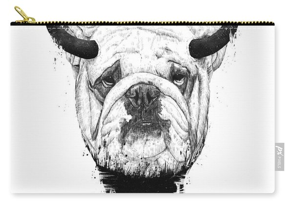 Bull Dog Carry-all Pouch