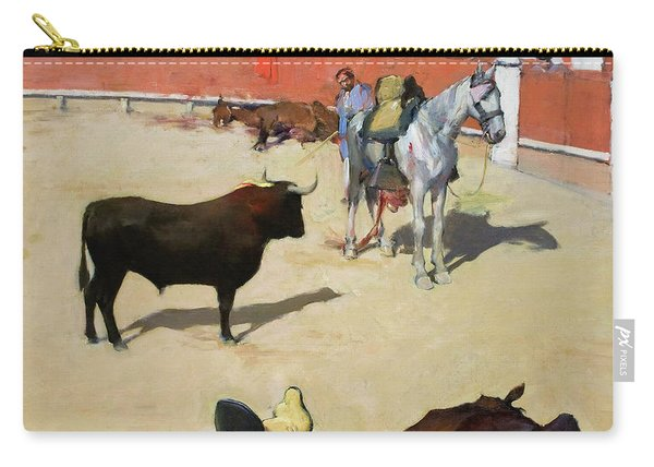 Bulls, Dead Horses - Digital Remastered Edition Carry-all Pouch