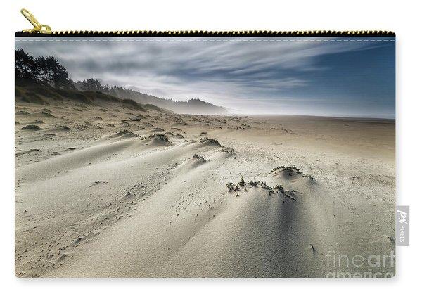 Bumpy Beach Carry-all Pouch