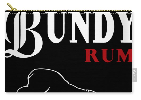 Bundy Rum Carry-all Pouch